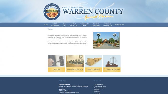 Warren County Common Pleas